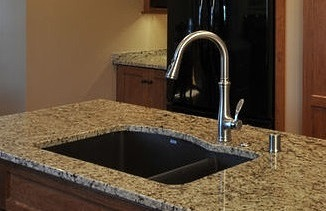 Kitchen Center Island with Sink