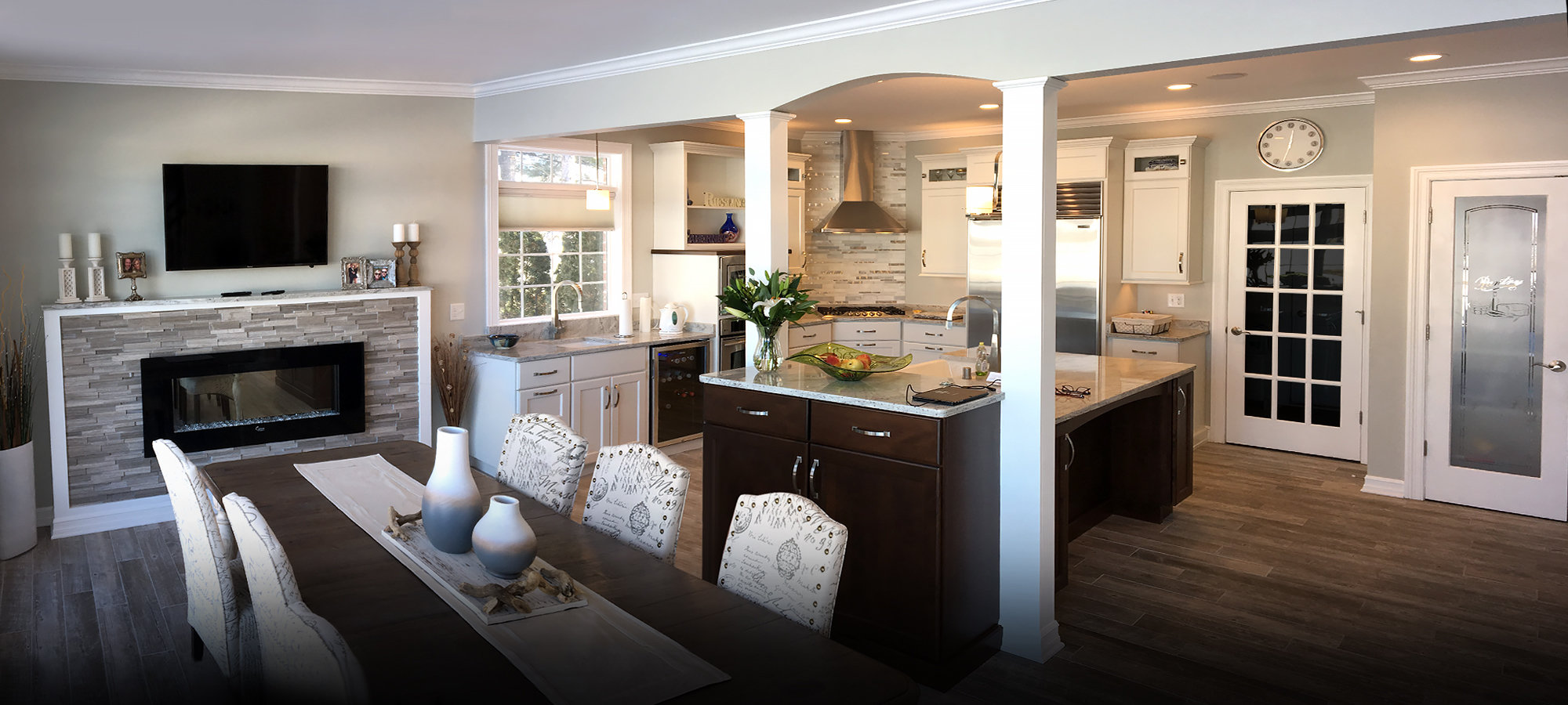 wisconsin kitchen remodeling starts with higher design