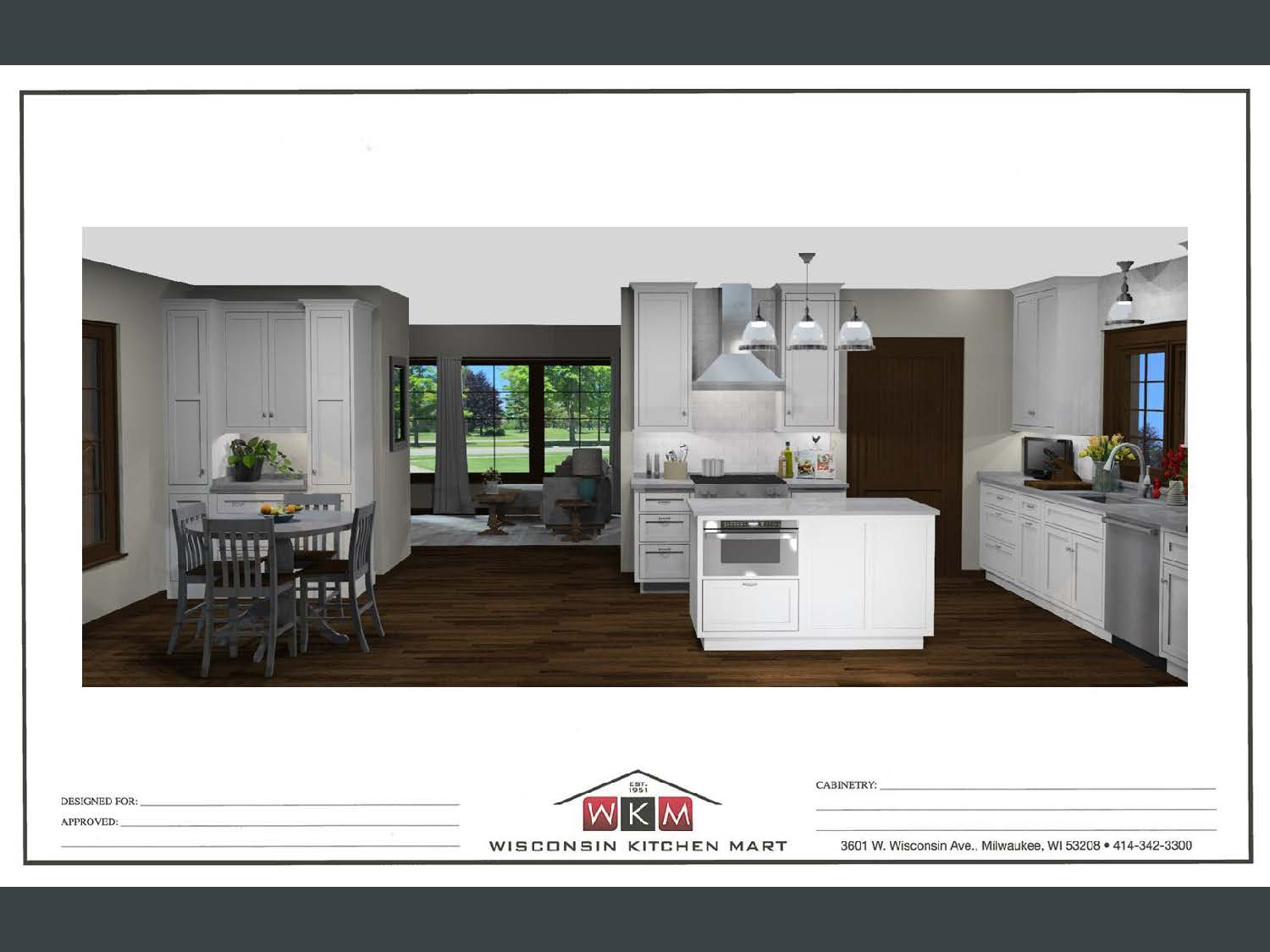 Kitchen Designer Walkthrough