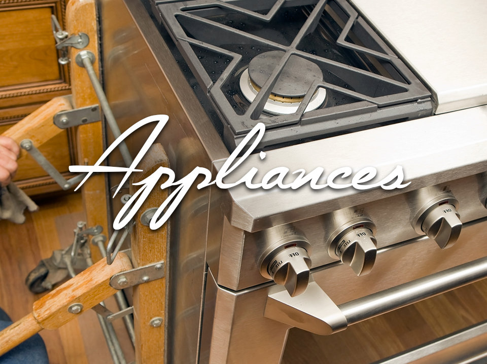 Quality kitchen appliances from Wisconsin Kitchen Mart